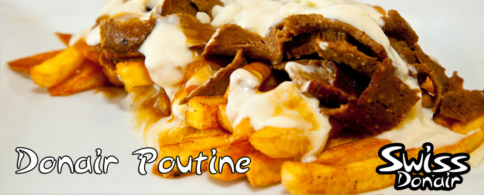 Classic Poutines